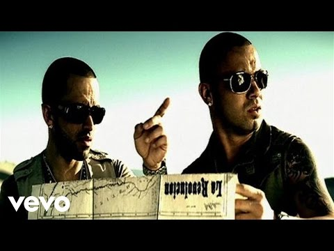 Wisin And Yandel - Abusadora