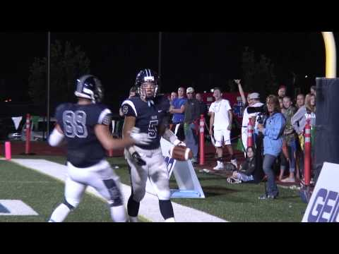 Top 10 High School Running Backs Christian McCaffrey Valor Christian High School