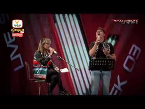 The Voice Cambodia - Mok Teprindaro - Live Show 29 May 2016