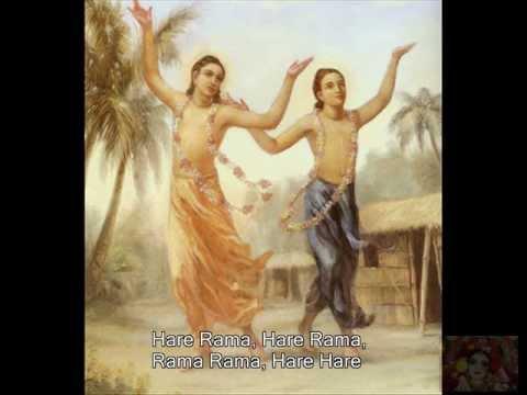 Radharani and Madhava Das Prayers Hare Krishna