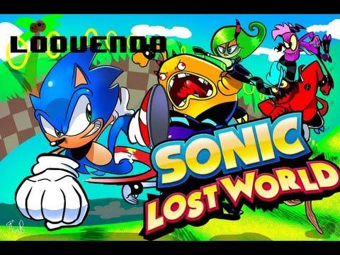 [Loquendo - Wii U] Sonic Lost World