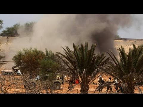 Ceasefire ends as Sirte continues to suffer