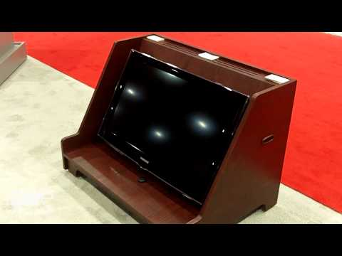 InfoComm 2014: Marshall Furniture Shows its Customizable Confidence Monitor