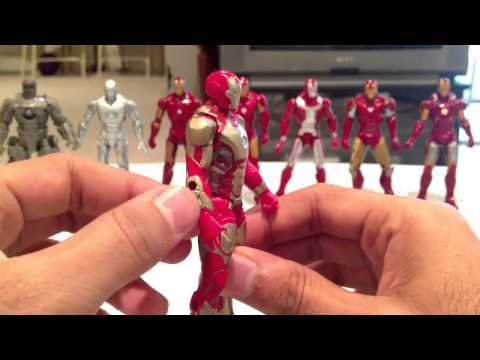 Iron Man/Iron Patriot Assemblers Review [Iron Man 3]