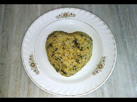 Thotakura Rice | Amaranthus rice in telugu - Lunchbox recipe