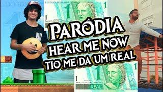 download musica PARÓDIA TIO ME DA UM REAL? ♫ HEAR ME NOW Alok Bruno Martini feat Zeeba