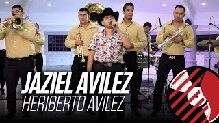 Jaziel Avilez - Heriberto Avilez - (En Vivo) - #DELMusicRoom - Del Records 2016