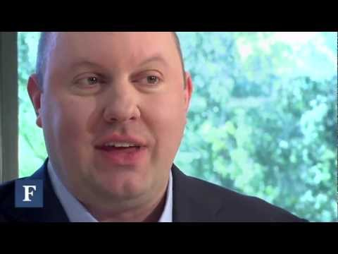 Marc Andreessen: On Building His VC Dream Team