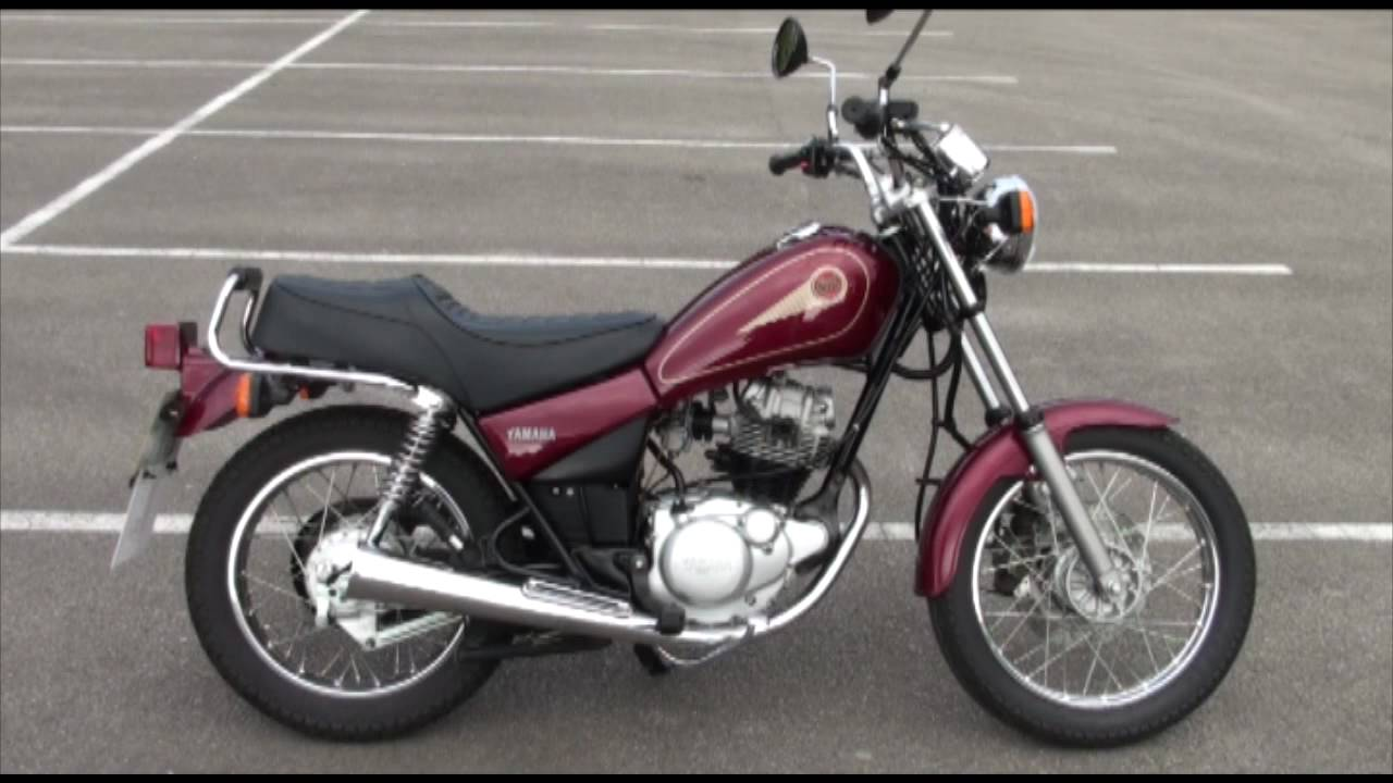Yamaha V  Manual