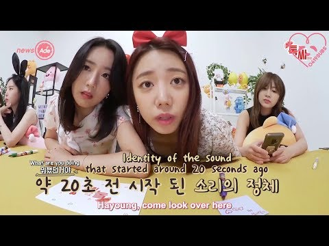 [0419SUBS] NewsAde Sparkling Fansign Ep 3 - Apink