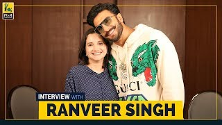 Ranveer Singh Interview With Anupama Chopra Simmba Film Companion