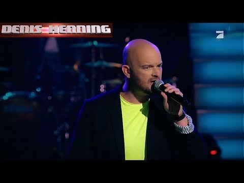 Denis Henning || Whitney Houston - How will I know || The Voice 2019 SingOffs (Germany)