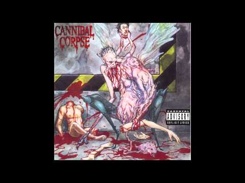 Cannibal Corpse - Raped By The Beast