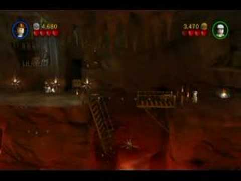 LEGO Indiana Jones Story 18 - Chapter 2-Temple of Kali (1/2)