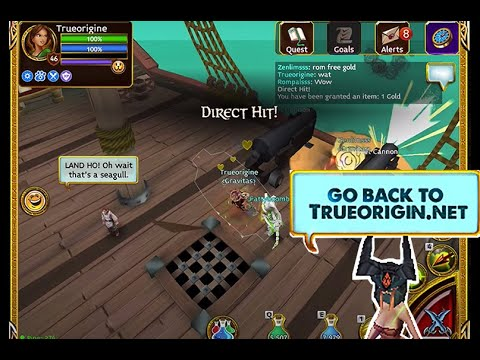 Arcane Legends : New Fleet Ship Guildhall [Gravitas Guild]