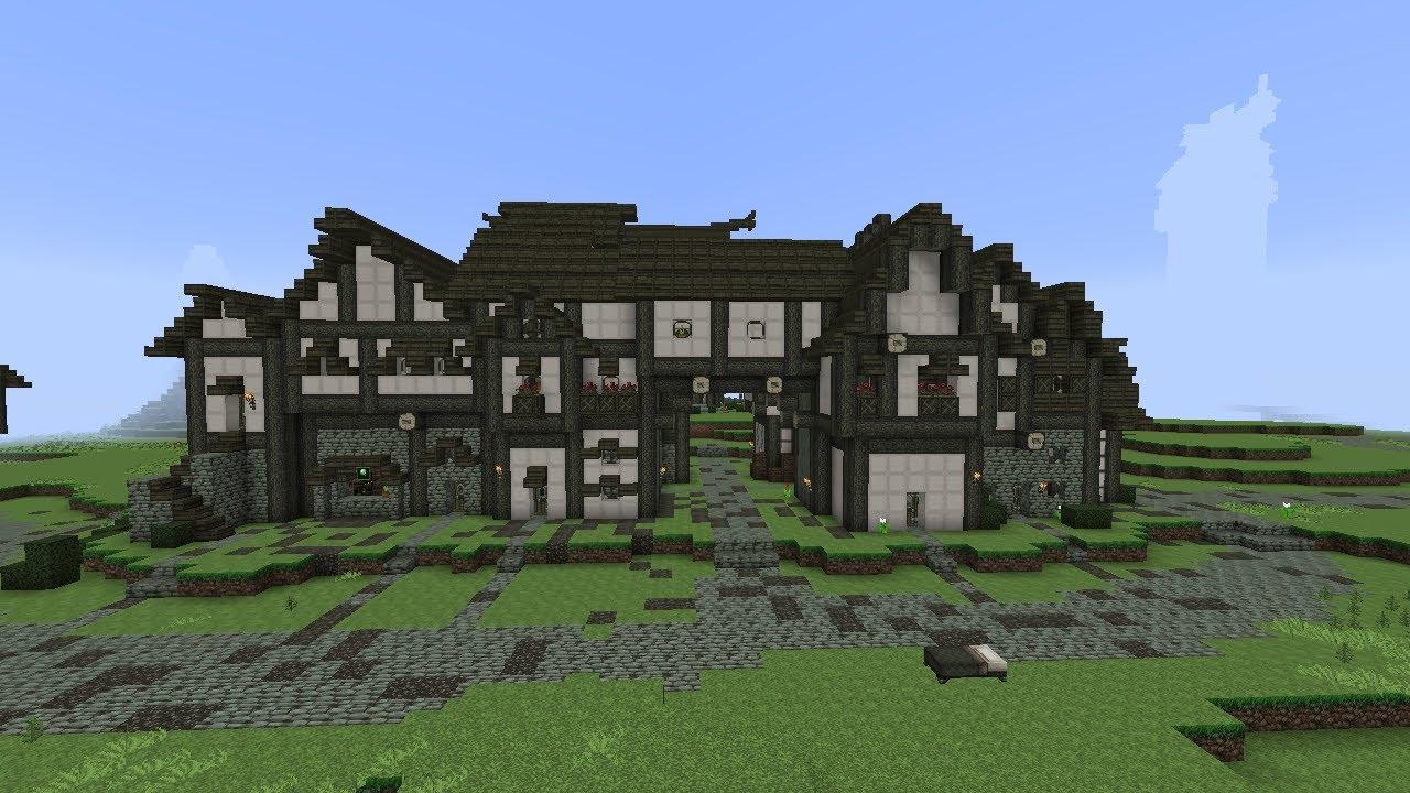 Minecraft Medieval Row Housing episode 27 Season 2