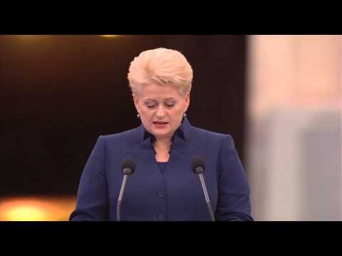Speech by Dalia Grybauskaitė, President of the Republic of Lithuania. 05.07.2013