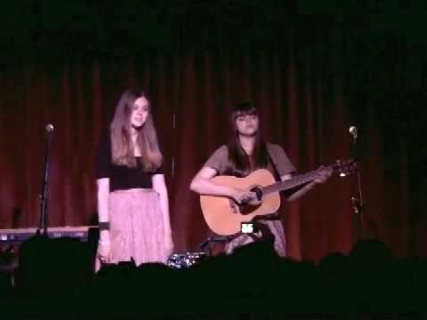 First Aid Kit - Ghost Town Live in Brooklyn