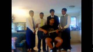 Oh Lord My Redeemer - Alex, Gordon, Ieti, Taunga and Nelson