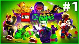 ZELDZAME COLLECTORS EDITION !! | Lego DC Super Villains Let's Play #1