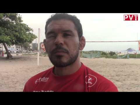 Rodrigo Minotauro fala sobre retorno de Anderson Silva