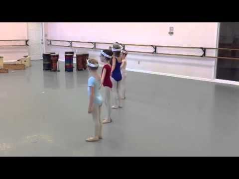 The Raleigh School of Ballet: Dance & Math & Music - 07/11/2014