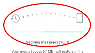 How to recover all deleted messages on whatsapp for Android|Tablet
