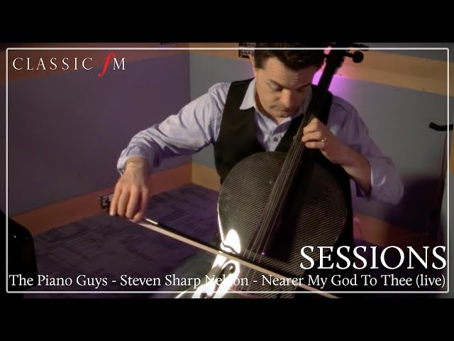 The Piano Guys - Steven Sharp Nelson - Nearer My God To Thee (live)