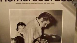 Elvis Presley and Anita Wood sings duet - I Can't Help It - 1958