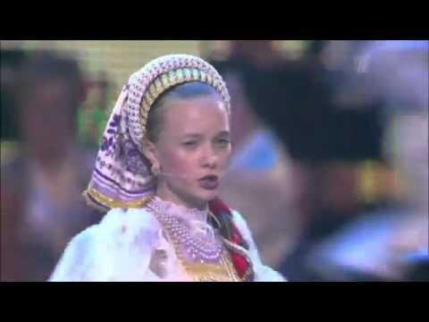 Елизавета Антонова   Кубанский казачий хор   'Кузнец'