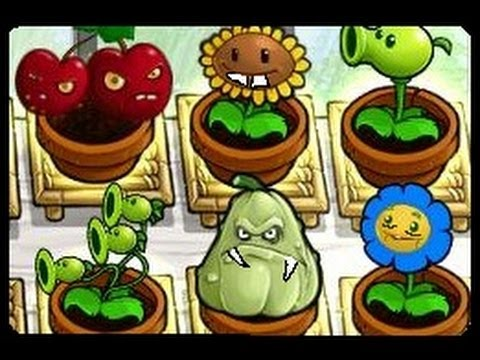 Plants vs Zombies - Zen Garden Addict!! 16 new plants!