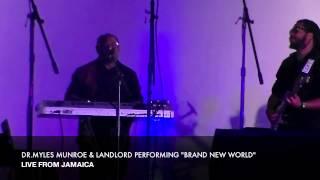 DR. MYLES MUNROE & LANDLORD PERFORM LIVE IN JAMAICA