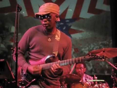 Vernon Reid Jamming Live - Living Colour 9-9-9 Fairfield CT
