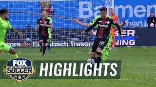 Bayer Leverkusen vs. Hannover 96   2018-19 Bundesliga Highlights