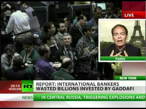 Gaddafi's Stolen Billions: Max Keiser Explains 'Financial Terrorism'