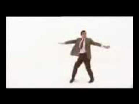 Mr Bean Bailando Loba Loba video