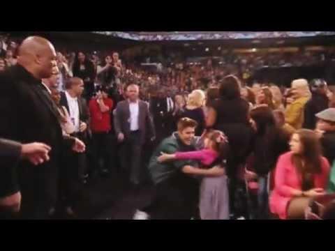 Justin Bieber y Selena Gomez arrasan en los ' Kids'