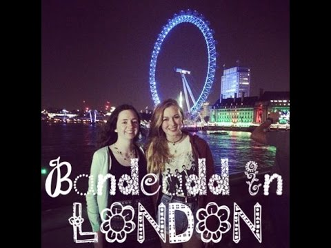 BANDEADD BECOMES: A Tourist in LONDON! - Vlog 4