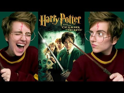 Me Watching Harry Potter and the Chamber of Secrets Movie Reaction