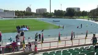 Aryaman 400m final