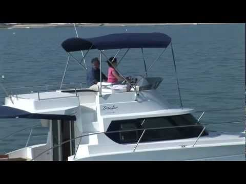 Trawler Highland 35 Power Catamaran - by Fountaine Pajot