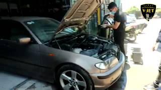 Cách vệ sinh khoang máy ô tô để ngăn ngừa chuột làm tổ và cắn dây điện