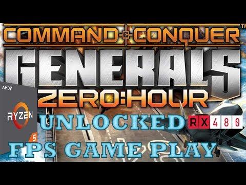 ZERO HOUR SKIRMISH UNLOCKED FPS  RYZEN 5 1600 AMD RX480 1080P
