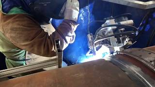 PROTEUS SYSTEMS Welding Greeks at TAP