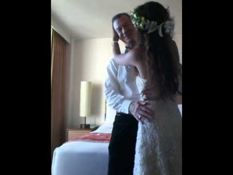 Our honeymoon in waikiki hotel !