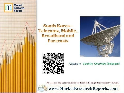 South Korea - Telecoms, Mobile, Broadband and Forecasts