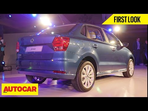 Volkswagen Ameo | First Look | Autocar India