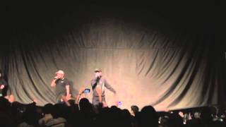 Contra-Efsane Live (Bandırma Hiphop Party Vol.2 2016)