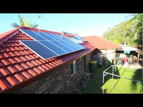 Quality, affordable solar systems - Brisbane, Australia - BioSolar Customer Story #7