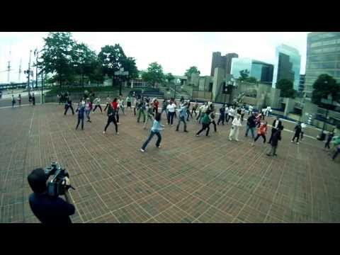 Children's Mental Health Matters - Baltimore Flash Mob 2013